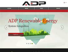 Tablet Preview of adpcorp.co.kr